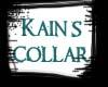 Kain's collar