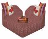 ~MD~ Heart Sofa