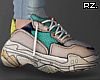 rz. Colorful Sneakers