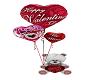 Valentine Bear n Balloon