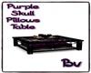 Bv PurpleSkullTable/pose
