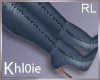 K olie denim boots