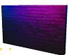 neon brick wall