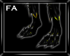 (FA)Dark Feet Gold