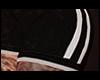 stripes x black