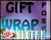 |VD|POSE|GIFT WRAPPING