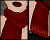 !VR! Small Scarf Red