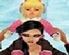 LITTLE GIRL HOLD ME