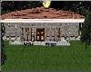 Moonlit mansion