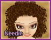 Mahogany Curly Carol