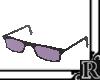 [R] purple glasses