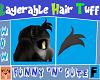Layerable Hair Tuff [F]