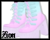 Boots Pastel ♥