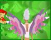 flower power wings