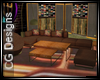 CG:70s Couch Set