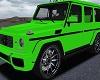 Lime Green G-Wagon