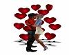 Couple Kiss Balloons II