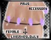 .L. Pastel Paws