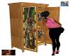 Madagascar Boy Cabinet