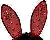 {Z} Bedazzled Bunny Red