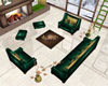 Christmas Couch Set