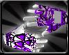 [GEL] Purple Rave Gloves