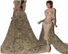 Ashia Harem Skirt Beige