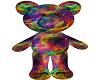 Multicolor Bear