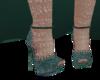 Emerald heels