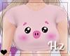 ♥Big cute pink pig