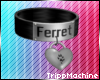 Black Ferret Collar M