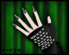 P| Ouija Nails + Gloves