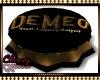 DeMeo Loft Ottoman