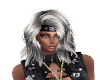 Hair BlackGray Lizzy 10