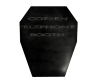 coffin telephone booth