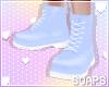 +Basic Boots Blue