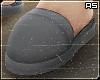 Grey Bathroom Slippers