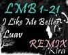 LikeMeBetter-Lauv REMIX
