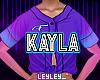 L. Kayla Jersey