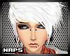 !N! Ike Emo White Hair
