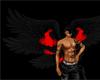 Angel6Wings Custom Blk