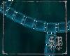 SB Aquamarine Belt