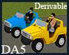 (A) Park Mini Jeeps 2