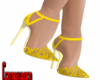 Lace Gala Heels