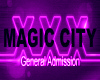 Magic CIty Wristband GA