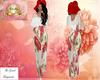 N  Roses dress