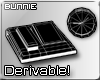 *B*Derivable Phone+Clock