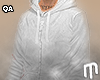Basic Hoodie - White