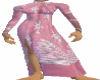 Pink Pattern 002 dress