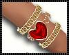 Bracelet L Heart love
